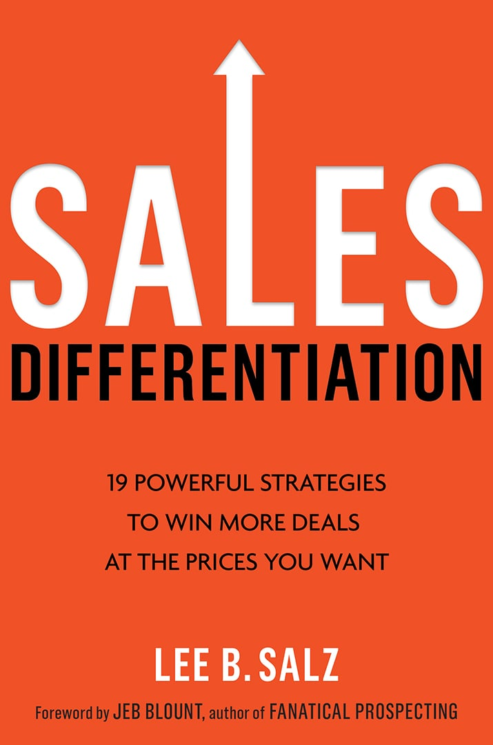 SalesDifferentiation cover